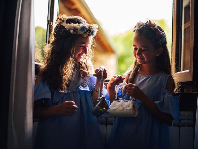 La boda de Adrián y Tatiana en Meira, Lugo 8