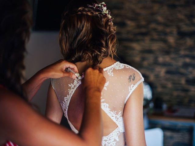 La boda de Adrián y Tatiana en Meira, Lugo 9