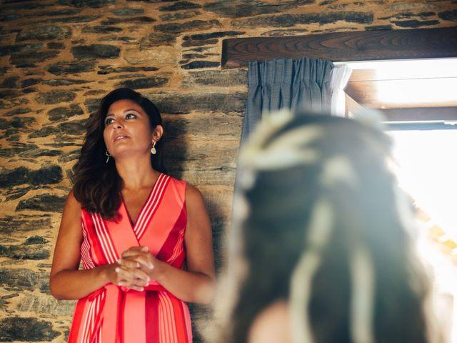 La boda de Adrián y Tatiana en Meira, Lugo 10