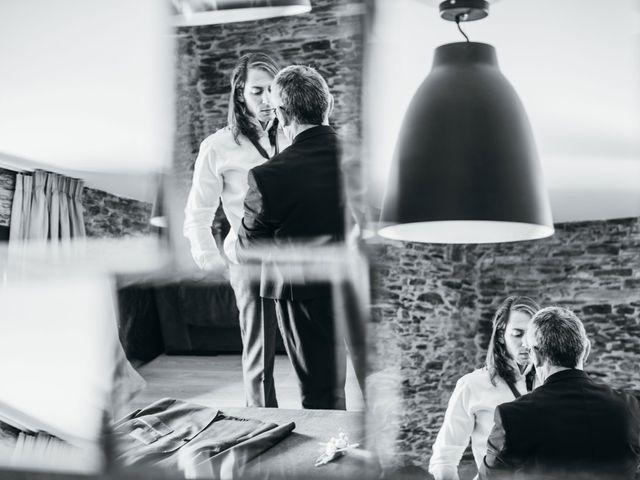 La boda de Adrián y Tatiana en Meira, Lugo 18