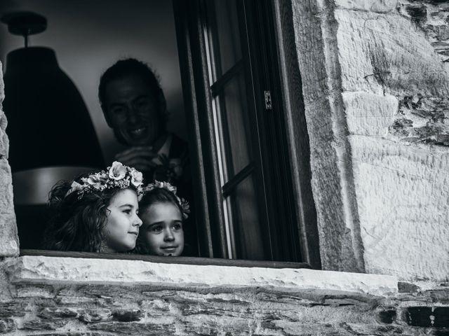 La boda de Adrián y Tatiana en Meira, Lugo 21