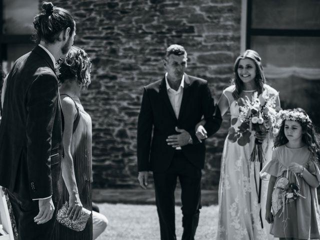 La boda de Adrián y Tatiana en Meira, Lugo 23