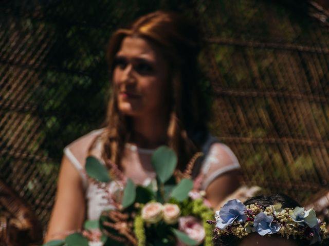 La boda de Adrián y Tatiana en Meira, Lugo 24