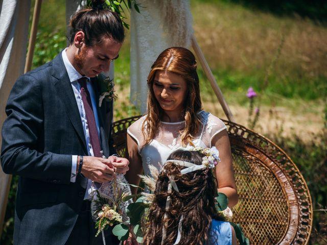 La boda de Adrián y Tatiana en Meira, Lugo 25
