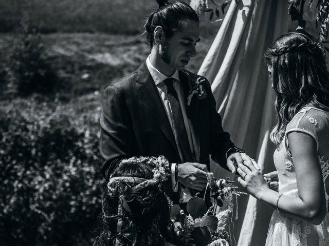La boda de Adrián y Tatiana en Meira, Lugo 27