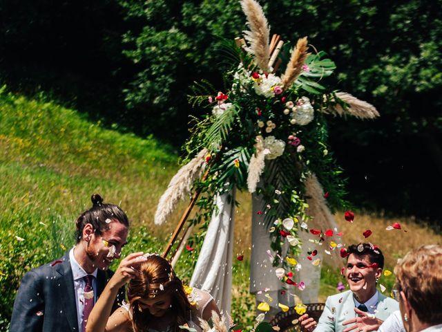 La boda de Adrián y Tatiana en Meira, Lugo 30