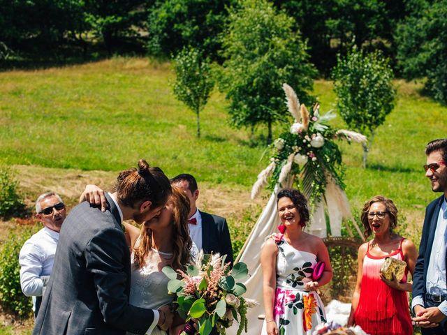La boda de Adrián y Tatiana en Meira, Lugo 31