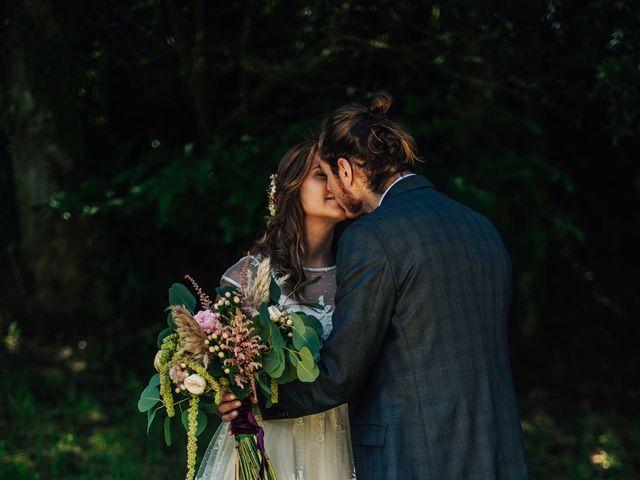 La boda de Adrián y Tatiana en Meira, Lugo 33