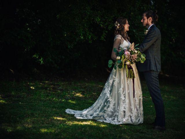 La boda de Tatiana y Adrián