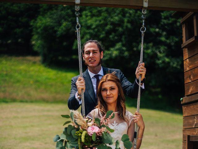 La boda de Adrián y Tatiana en Meira, Lugo 34