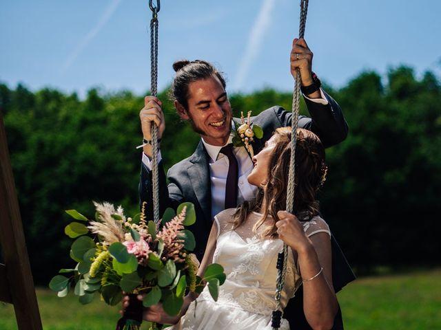 La boda de Adrián y Tatiana en Meira, Lugo 35