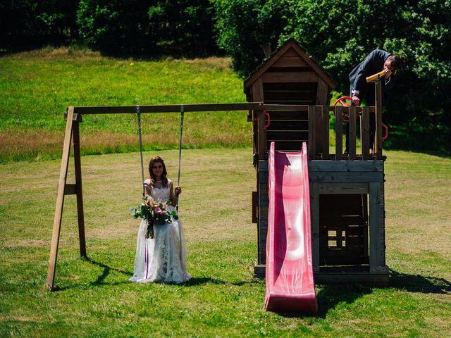 La boda de Adrián y Tatiana en Meira, Lugo 37