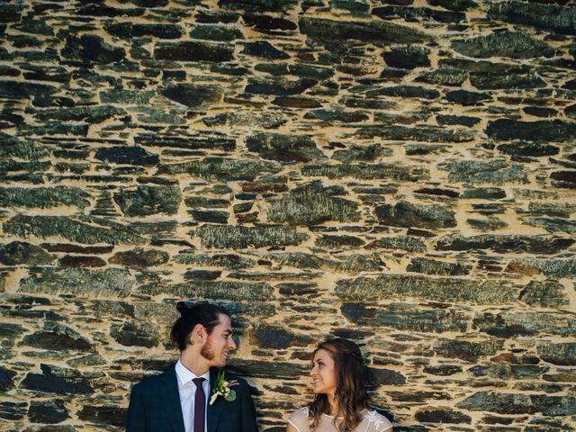 La boda de Adrián y Tatiana en Meira, Lugo 39