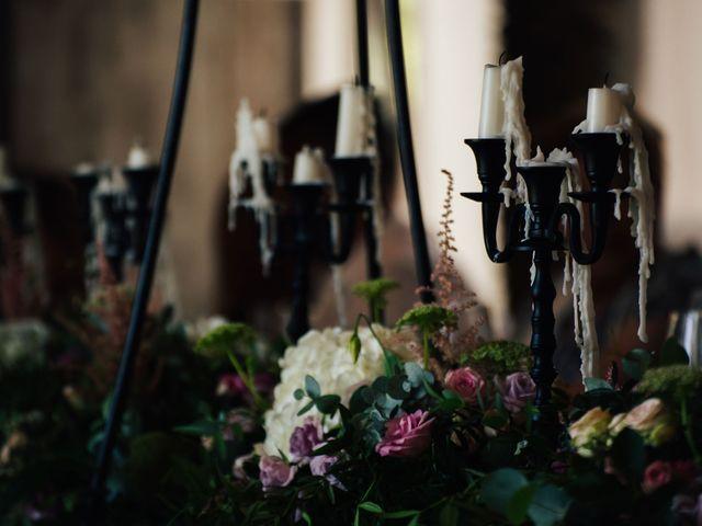 La boda de Adrián y Tatiana en Meira, Lugo 50