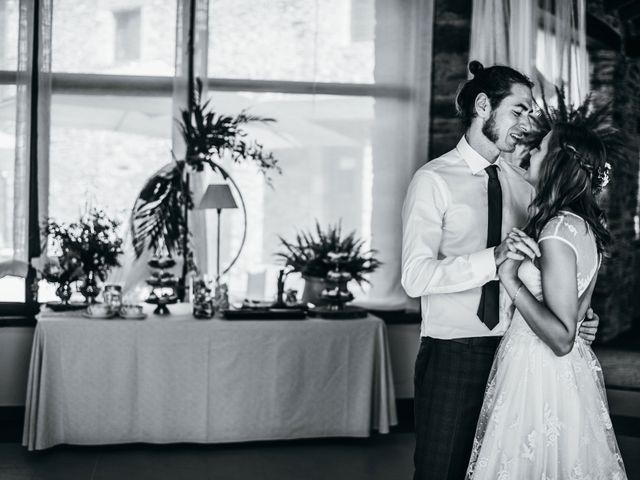 La boda de Adrián y Tatiana en Meira, Lugo 53