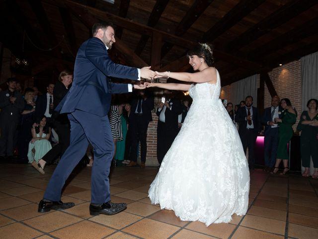 La boda de Miguel y Maite en Miraflores De La Sierra, Madrid 31