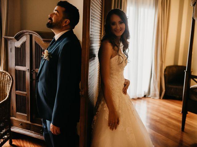 La boda de Sebastian y Maria en Montbrio Del Camp, Tarragona 14
