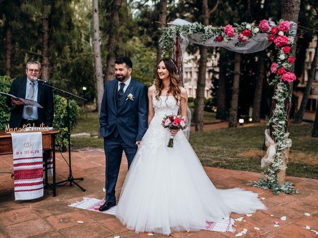 La boda de Sebastian y Maria en Montbrio Del Camp, Tarragona 28