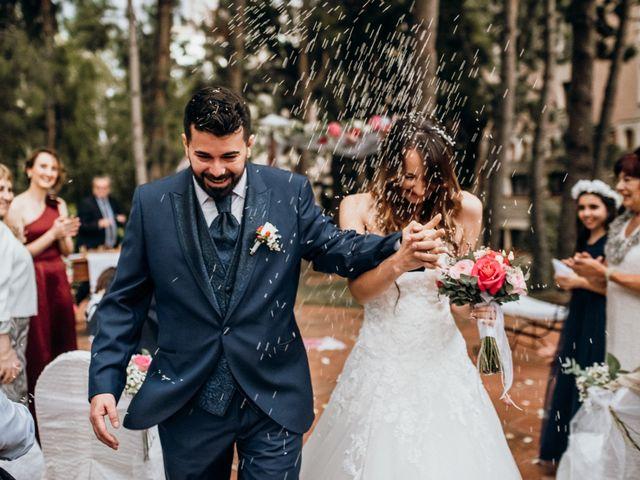 La boda de Sebastian y Maria en Montbrio Del Camp, Tarragona 31