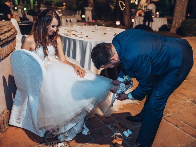 La boda de Sebastian y Maria en Montbrio Del Camp, Tarragona 36
