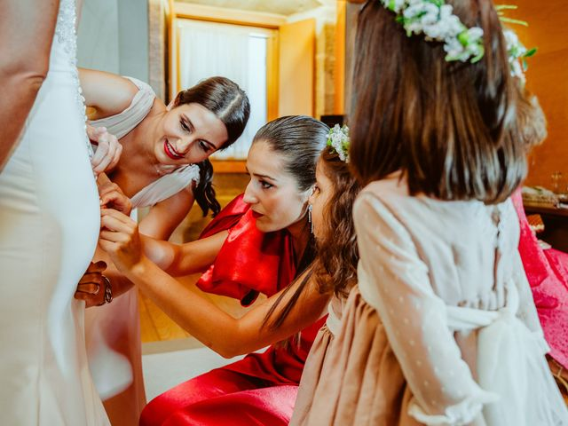 La boda de Cristian y Laura en Ourense, Orense 18