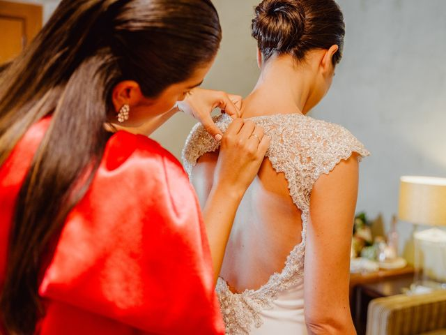 La boda de Cristian y Laura en Ourense, Orense 19