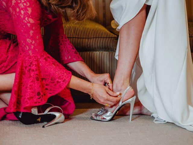 La boda de Cristian y Laura en Ourense, Orense 20