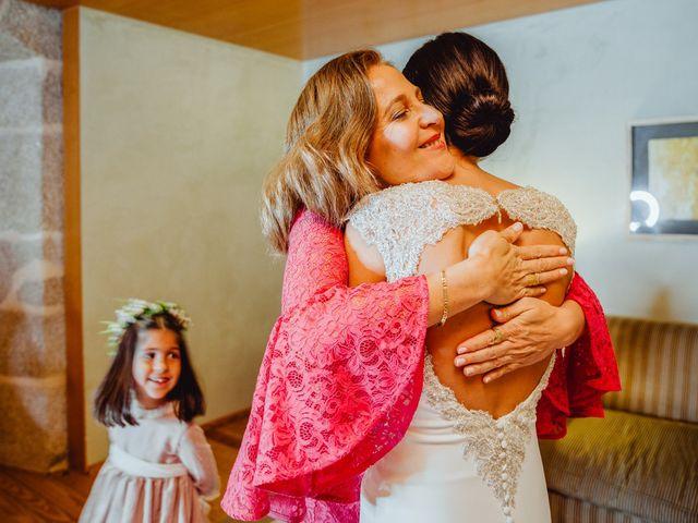 La boda de Cristian y Laura en Ourense, Orense 22