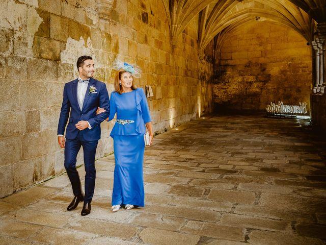 La boda de Cristian y Laura en Ourense, Orense 24