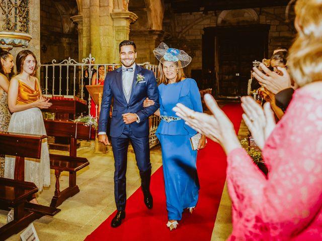 La boda de Cristian y Laura en Ourense, Orense 25