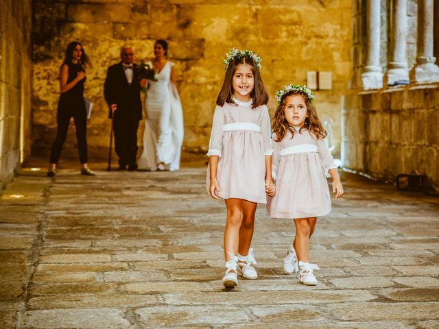 La boda de Cristian y Laura en Ourense, Orense 26