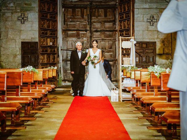 La boda de Cristian y Laura en Ourense, Orense 27