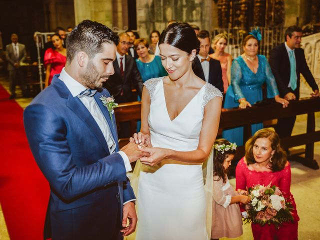 La boda de Cristian y Laura en Ourense, Orense 29