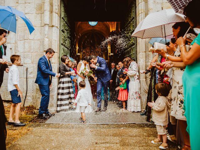 La boda de Cristian y Laura en Ourense, Orense 30