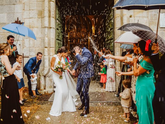 La boda de Cristian y Laura en Ourense, Orense 1