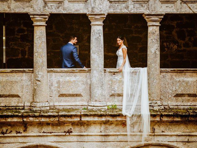 La boda de Cristian y Laura en Ourense, Orense 2
