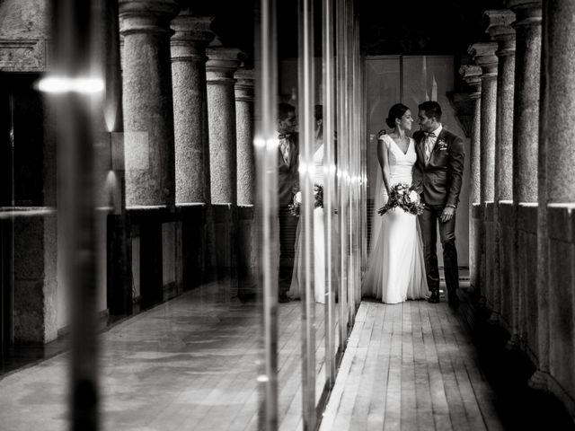 La boda de Cristian y Laura en Ourense, Orense 33