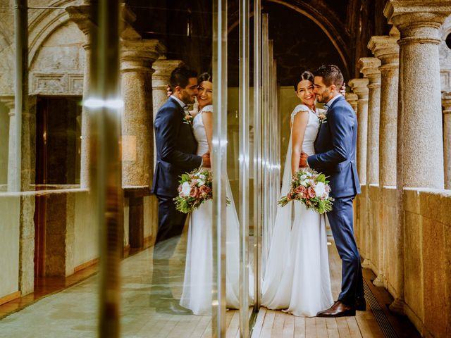 La boda de Cristian y Laura en Ourense, Orense 34