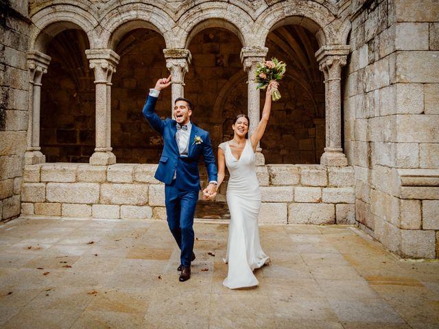La boda de Cristian y Laura en Ourense, Orense 35