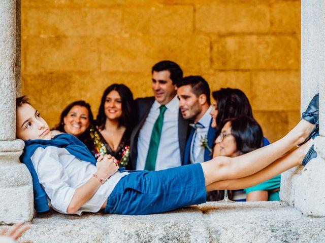 La boda de Cristian y Laura en Ourense, Orense 36