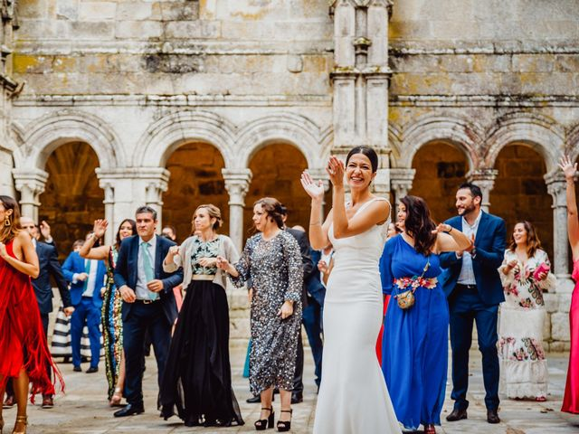 La boda de Cristian y Laura en Ourense, Orense 37