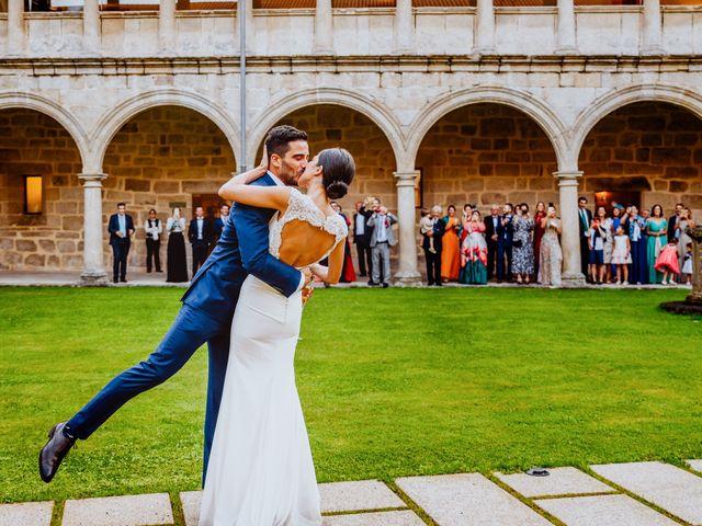 La boda de Cristian y Laura en Ourense, Orense 38