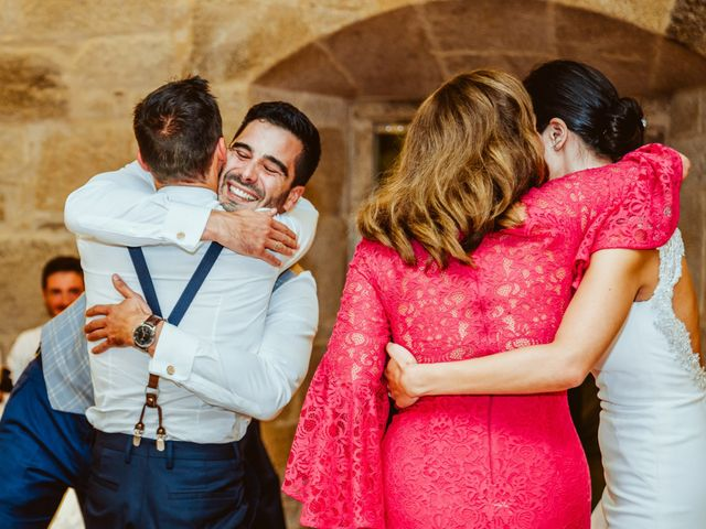 La boda de Cristian y Laura en Ourense, Orense 41