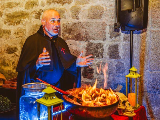 La boda de Cristian y Laura en Ourense, Orense 42