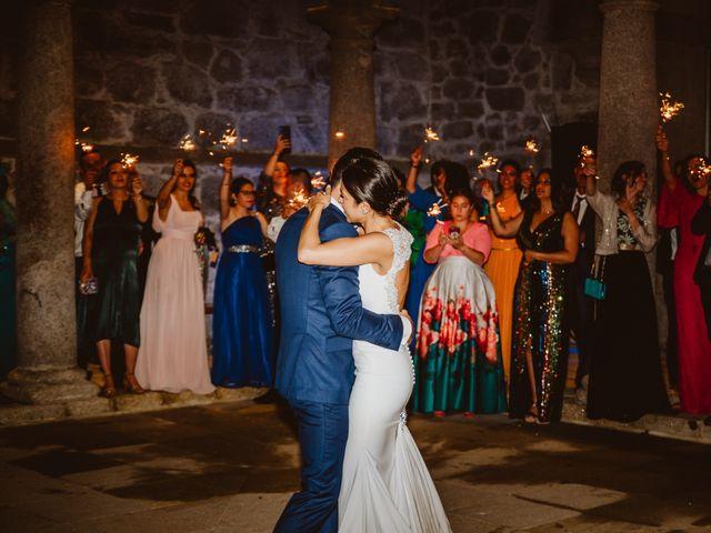 La boda de Cristian y Laura en Ourense, Orense 43