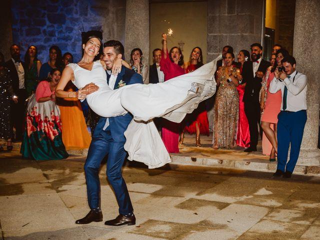 La boda de Cristian y Laura en Ourense, Orense 45