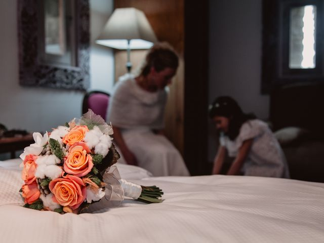 La boda de Iker y Maru en Otazu, Álava 22