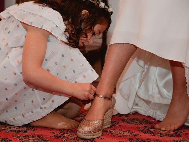 La boda de Iker y Maru en Otazu, Álava 23