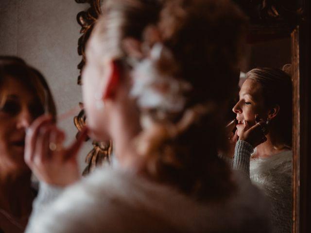 La boda de Iker y Maru en Otazu, Álava 24