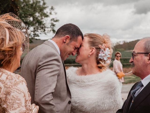La boda de Maru y Iker